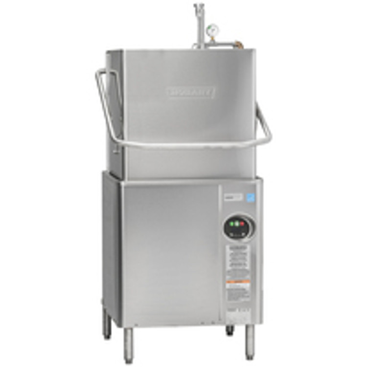 Hobart Single and Double Rack Dishwasher