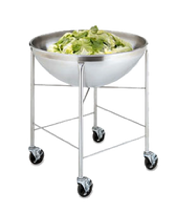 Vollrath Mobile Mixing Bowl Stands / Carts