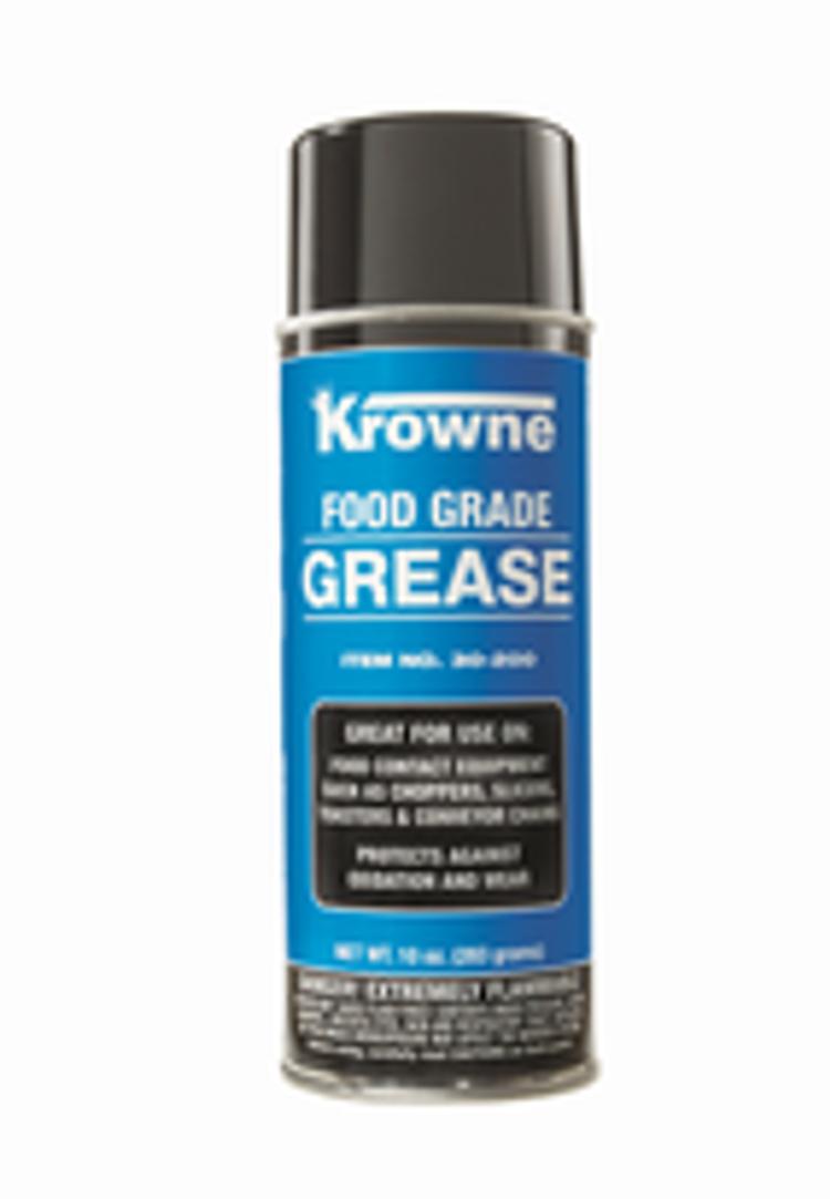Krowne Food Grade and Food Safe Lubricants