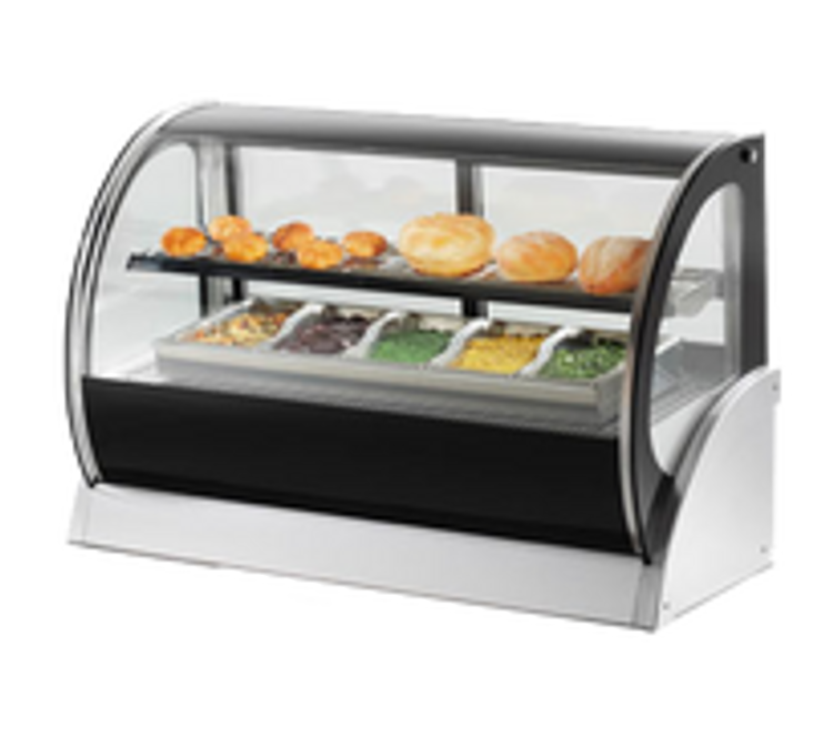 Vollrath Dry and Refrigerated Bakery Cases