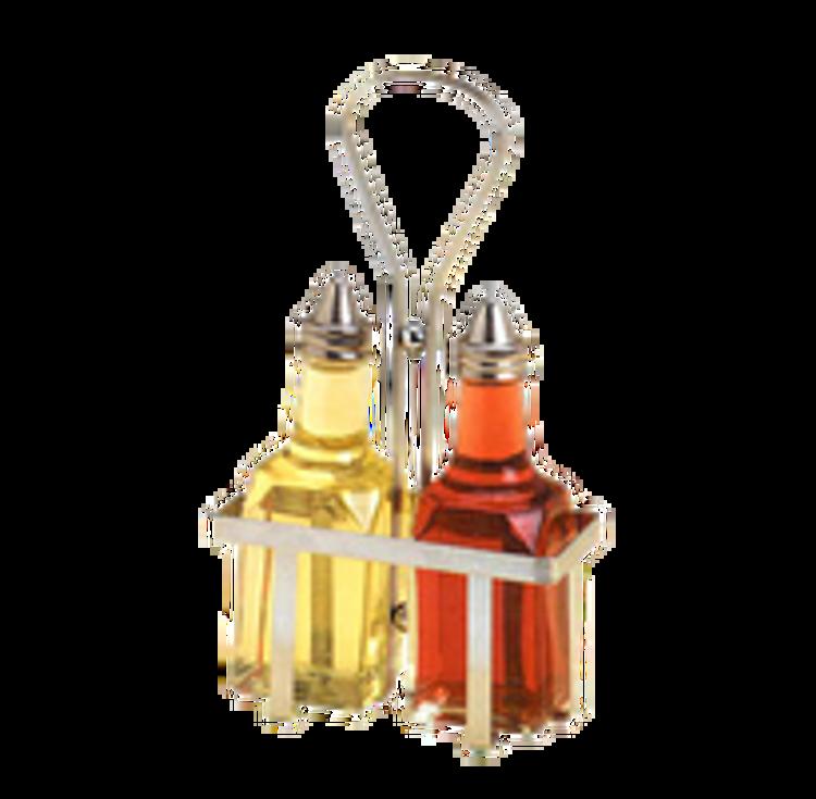 American Metalcraft Oil and Vinegar Cruets