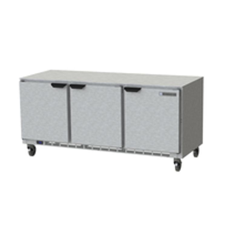 Beverage Air Undercounter Refrigerators