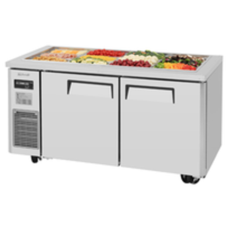 Turbo Air Cold Food Table