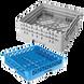 Dish & Flatware Rack