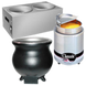 Countertop Commercial Soup Warmer and Kettle