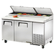 Pizza Preparation Refrigerator