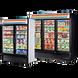 Glass Door Merchandiser Freezer