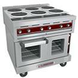 Commercial Electric Range