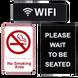 Restaurant Compliance Signs