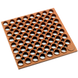 Grease Proof and Grease Resistant Floor Mat