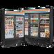 Merchandising Glass Door Refrigerators