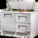 Sandwich & Salad Preparation Refrigerator
