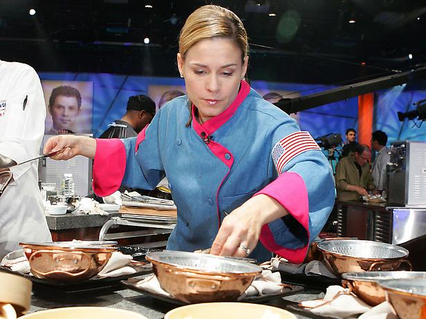 cat cora cooking