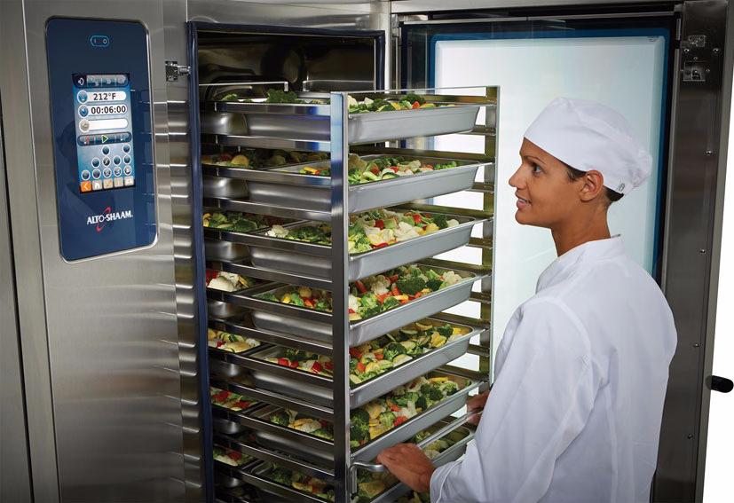 combi oven settings 1