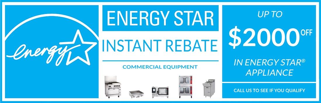 Energy Star $1000 Rebate