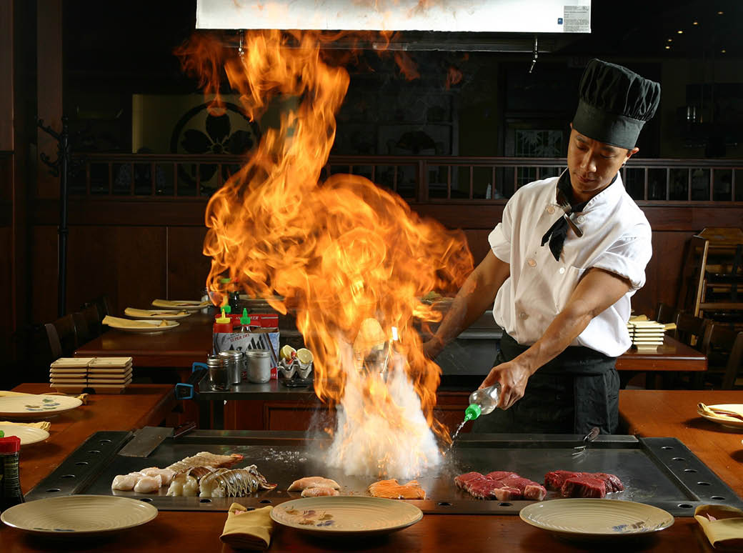 Hibachi Restaurants Good Times And Great Food Culinary Depot
