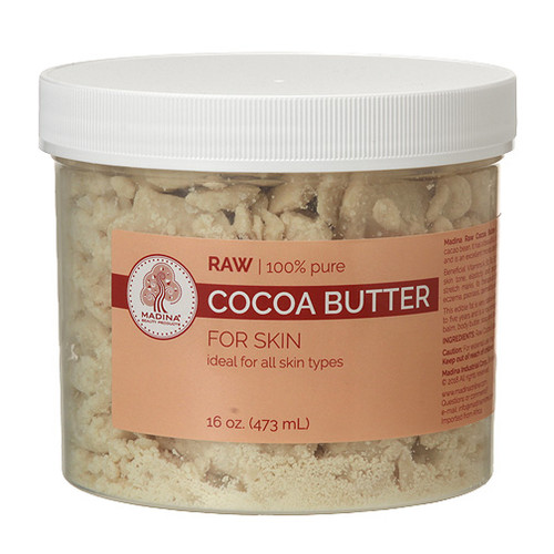 Madina Raw Cocoa Butter