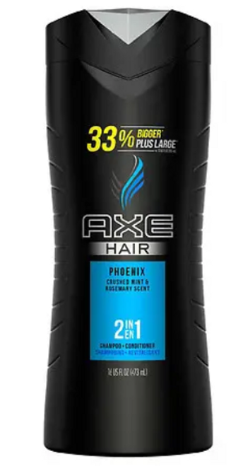 AXE 2 in 1 Shampoo/Conditioner