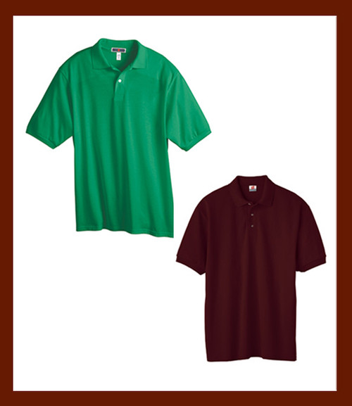 Men's Polo Shirt 2 Pack