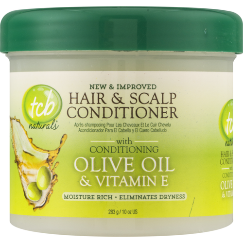 TCB Naturals Hair and Scalp Conditioner