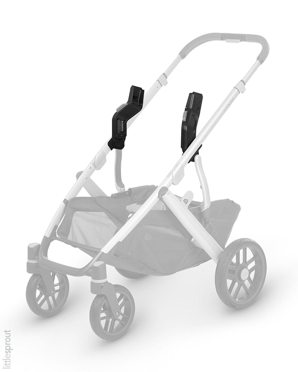 Stokke Car Seat Adapter for Maxi COSI//Multi Black