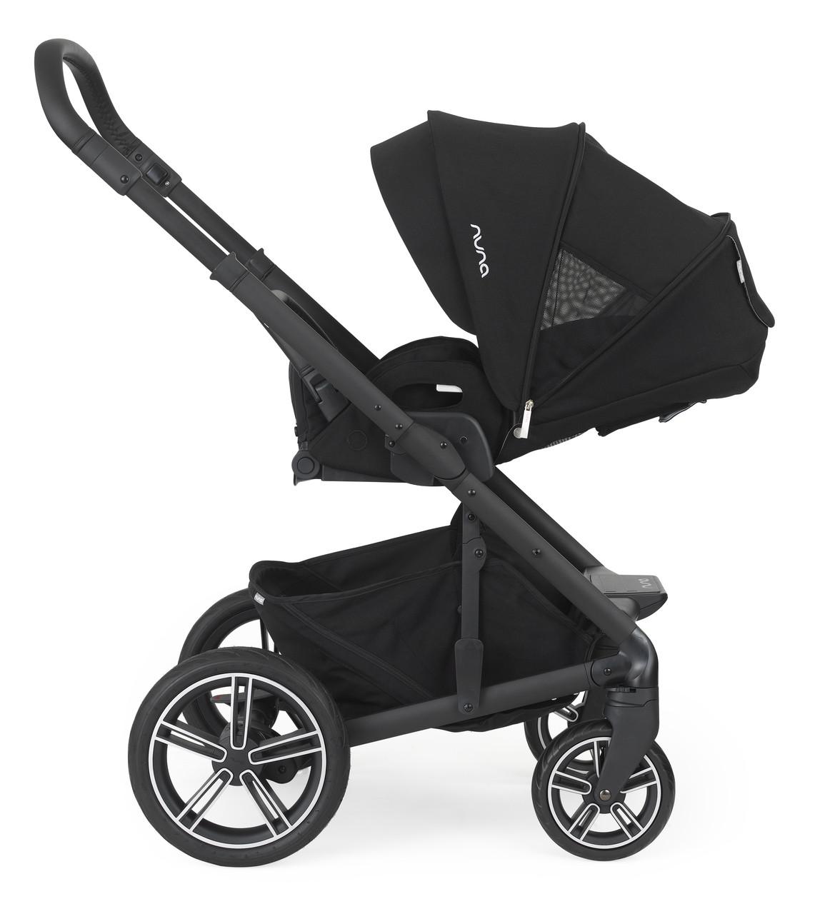 2018 Nuna® MIXX2™ Stroller + Adapter + Rain Cover - Little ...