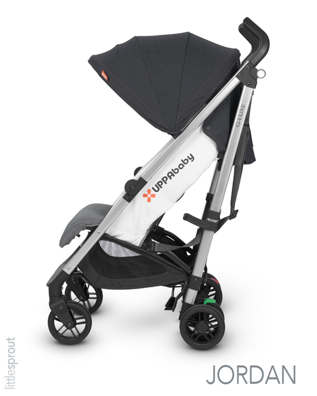2019 Uppababy G Luxe Stroller Cup Holder Included