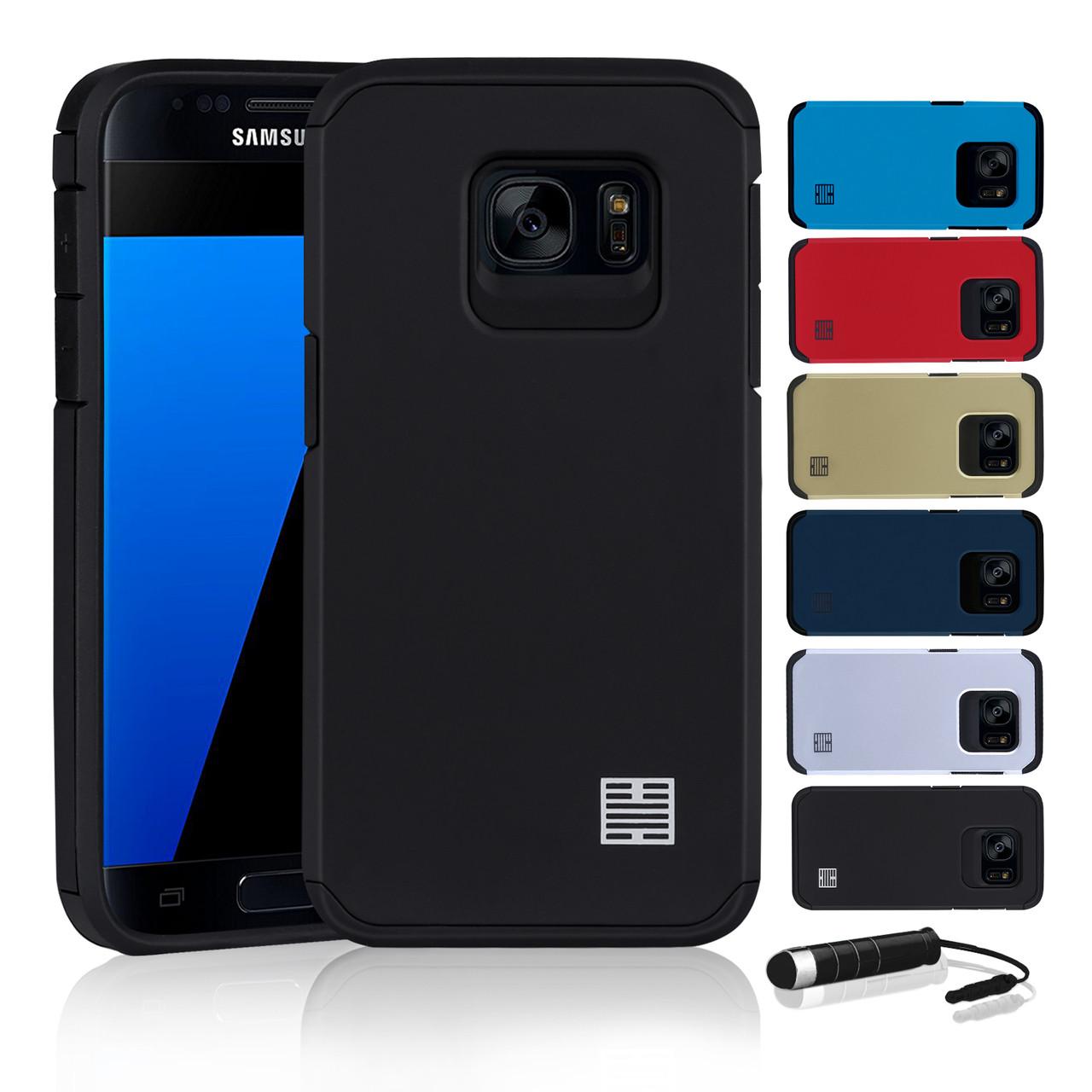 Samsung Galaxy S7 Slim Armour Shockproof Case 32ndshop
