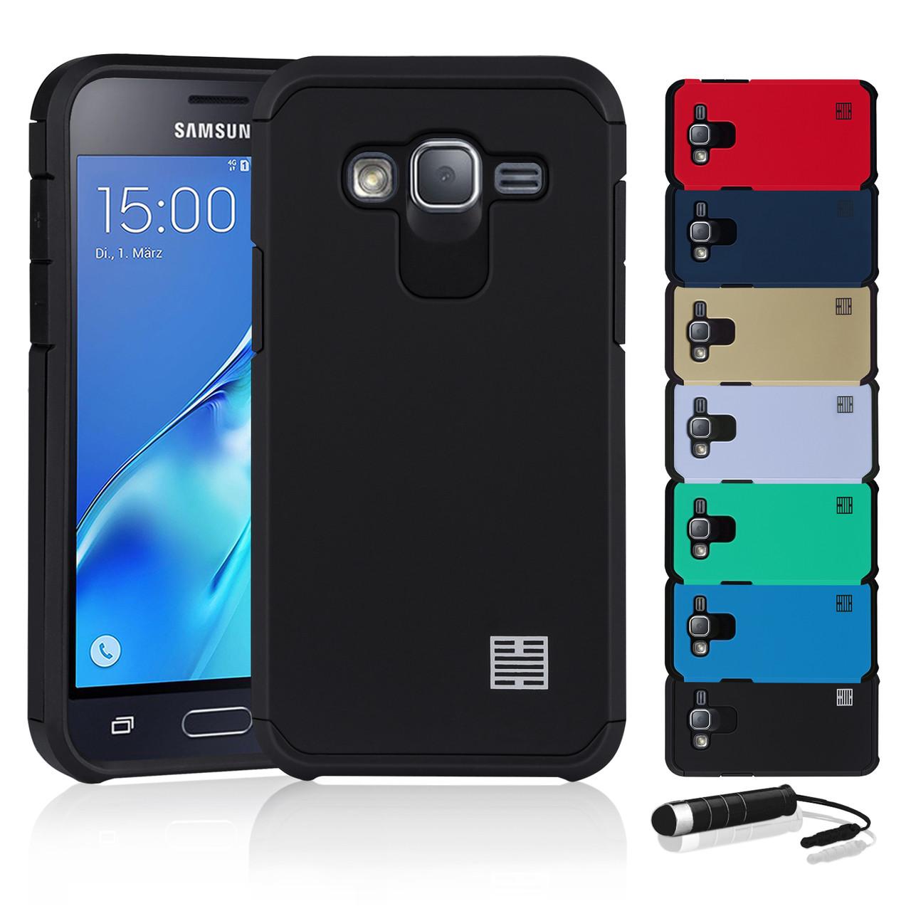 new arrival cb0c3 d818a Samsung Galaxy J3 (2016) Slim Armour Shockproof Case