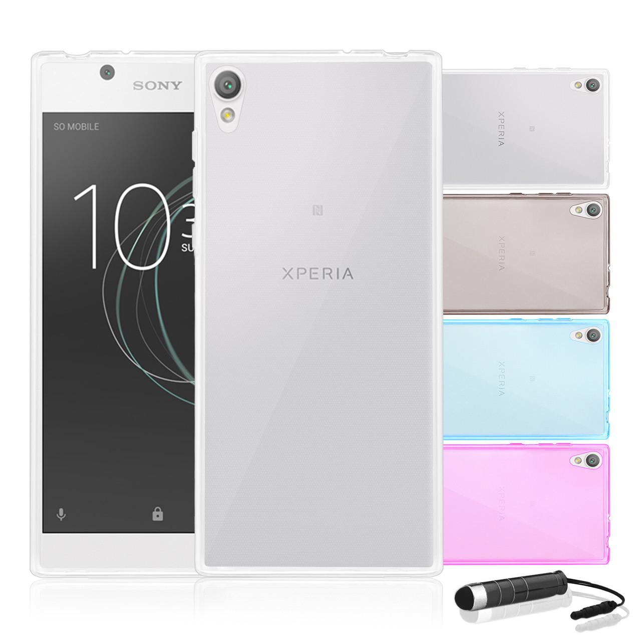 big sale 36259 4d703 Sony Xperia L1 Clear Gel Case