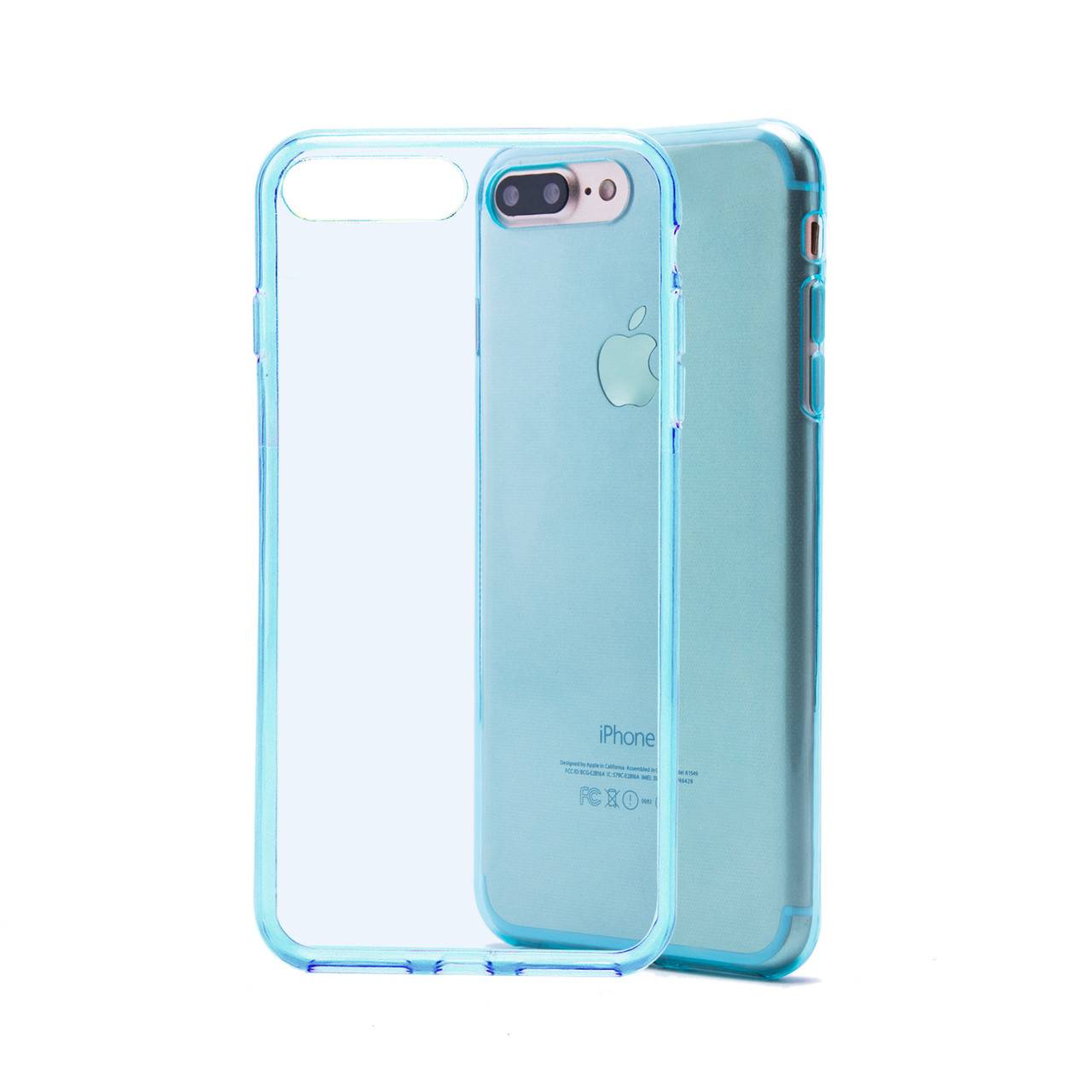 low priced 39c33 82017 Apple iPhone 8 Plus Clear Gel Case