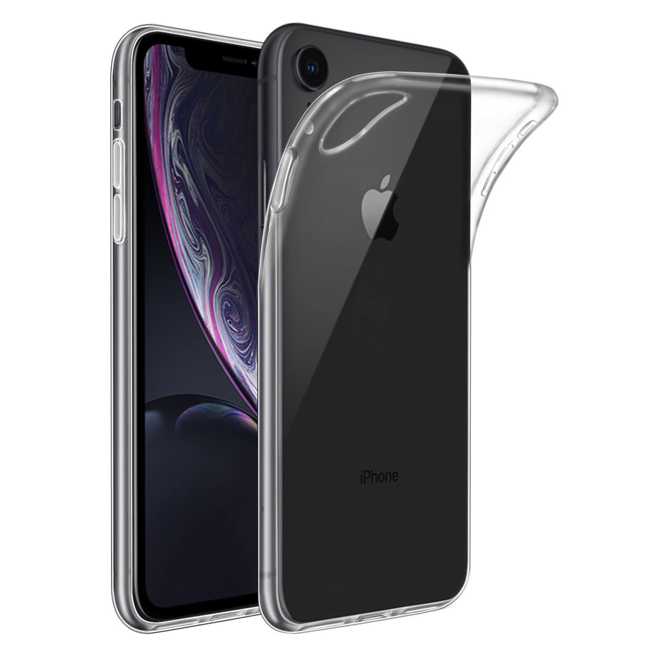 d21df9c3685 Apple iPhone XR 'Clear Gel Series' TPU Case Cover - Clear