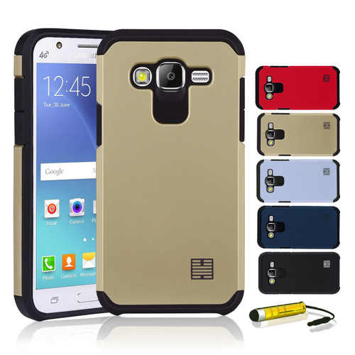 32nd slim shockproof Samsung Galaxy J5 (2015) Case in a range of stylish colours.