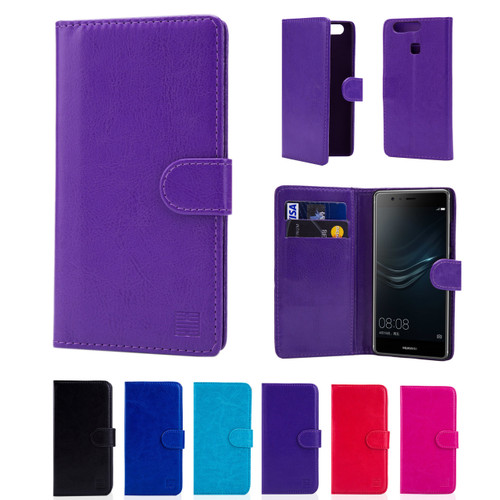 32nd synthetic leather book wallet Huawei P9 Case in a range of fantastic colours.