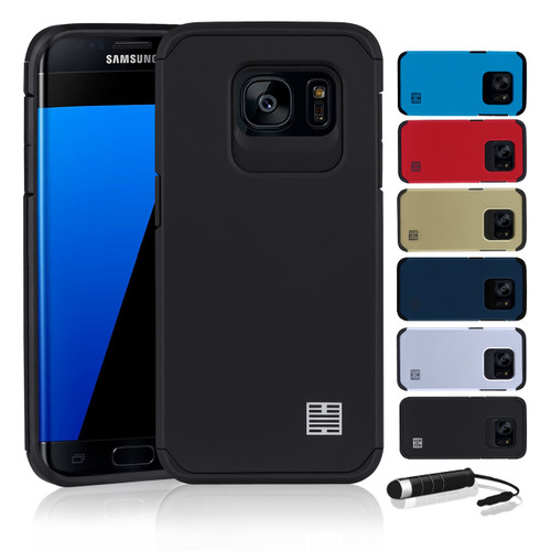 32nd slim shockproof Samsung Galaxy S7 Edge Case in a great range of colours.