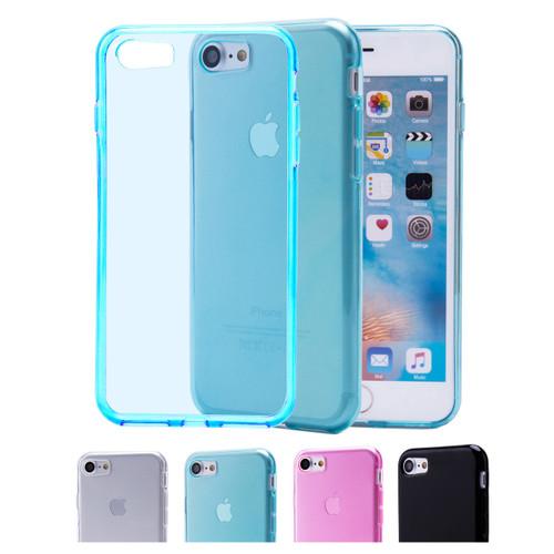 iphone 8 case blue clear