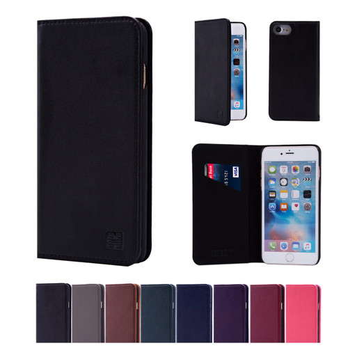 32nd real leather classic wallet Apple iPhone 7 4.7 inch Case in a range of colours.