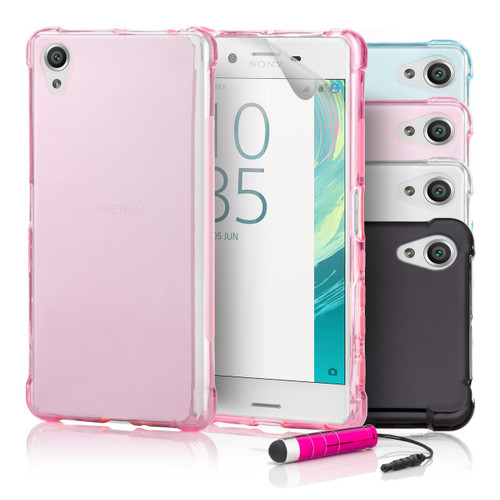 32nd Tough Gel Sony Xperia X Case.