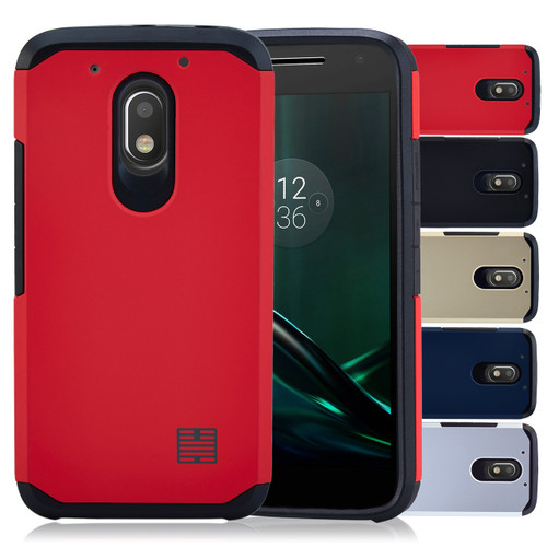 32nd slim armour shockproof Motorola Moto G4 Play Case.