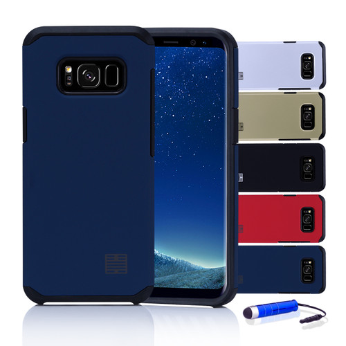 32nd slim armour shockproof Samsung Galaxy S8 Case in a great range of colours.