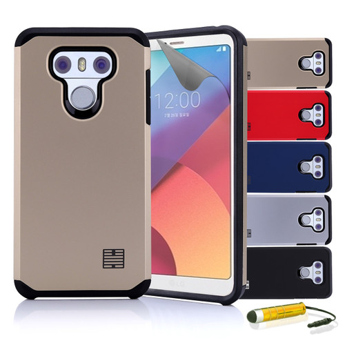 32nd slim shockproof LG G6 Case in a great range of colours.