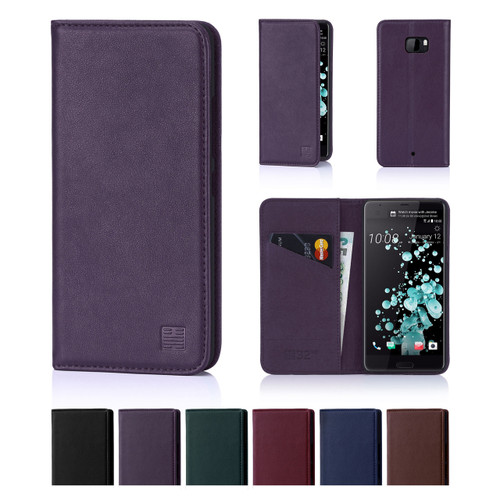 32nd real leather classic wallet HTC U Ultra Case in a range of fantastic colours.