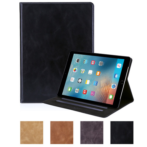 "32nd premium leather book wallet Apple iPad iPad 9.7"" (2017/2018) Case."