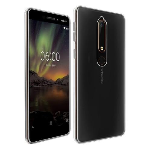 32nd clear gel Nokia 6.1 (2018) Case.