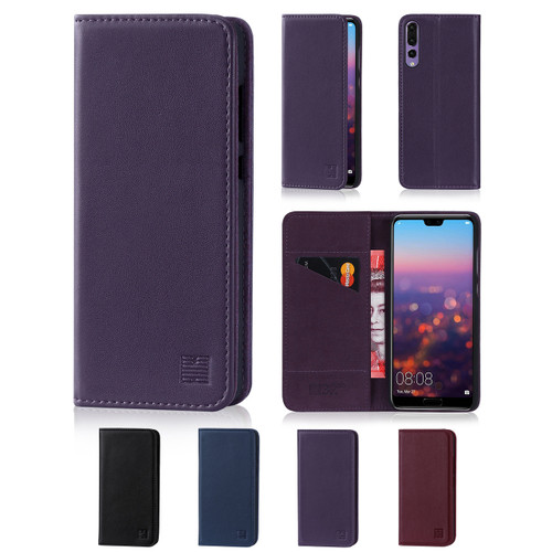 32nd real leather classic wallet Huawei P20 Pro Case in a range of fantastic colours.