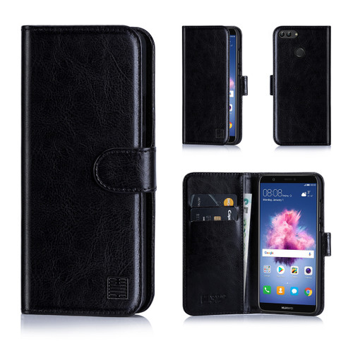 32nd synthetic leather book wallet Huawei Honor 9 Lite Case.