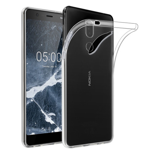 32nd clear gel Nokia 5.1 (2018) Case.