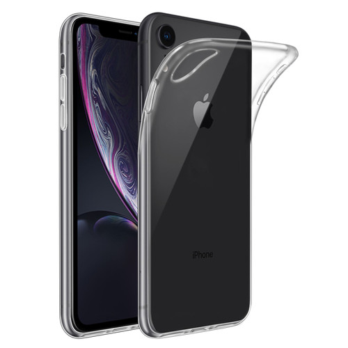 Apple iPhone XR 'Clear Gel Series' TPU Case Cover - Clear