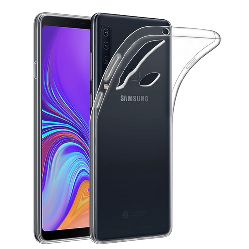 Samsung Galaxy A9 (2018) 'Clear Gel Series' TPU Case Cover - Clear