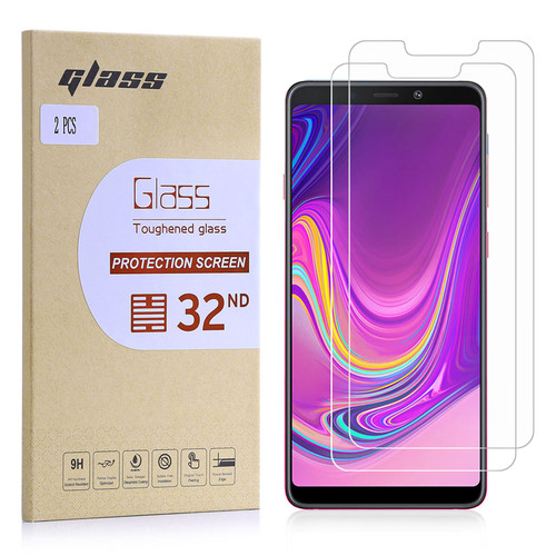 Samsung Galaxy A9 (2018) Tempered Glass Screen Protector - 2 Pack